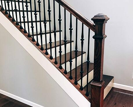 Project 258 - Gothic Iron Balusters