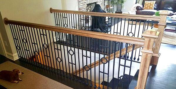 Project 222 - Designer Series Iron Balusters